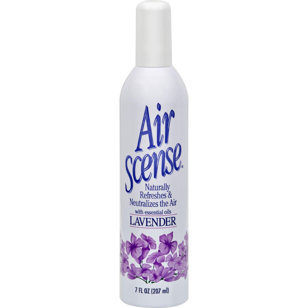 Air Scense Air Freshener - Lavender - Case Of 4 - 7 Oz