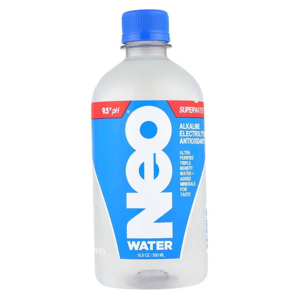 Neo Water Super Water - Case Of 24 - 16.9 Fl Oz.