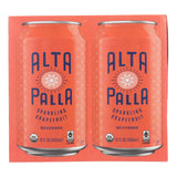 Alta Palla Organic Sparking Fruit Juice - Grapefruit - Case Of 6 - 12 Fl Oz.