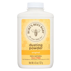 Burts Bees Dusting Powder - Baby Bee - 4.5 Oz