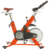 Fitness Reality X-Class 710 Indoor Training Cycle Exercise Bike with Hybrid Pedals