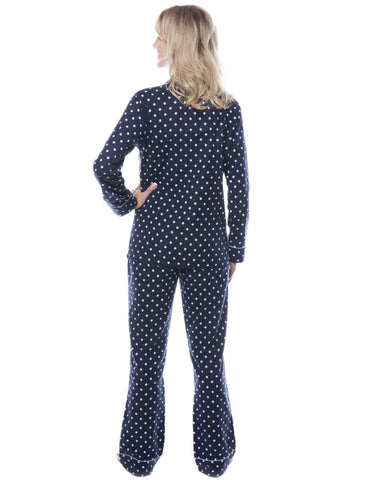 Dots Diva Dark Blue/Light Blue