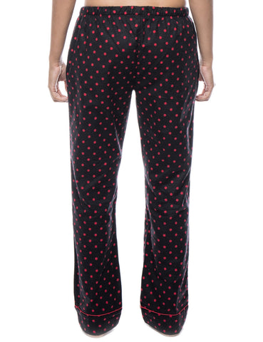 Dots Diva Black/Red
