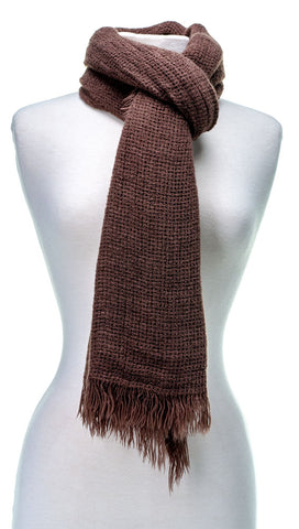 'Toasty' Warm Soft Premium Winter Scarf - Taupe