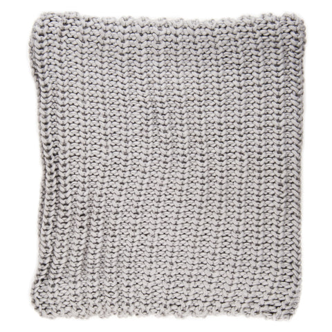 Women's Fleece-Lined Urban Snood Scarf - Grey
