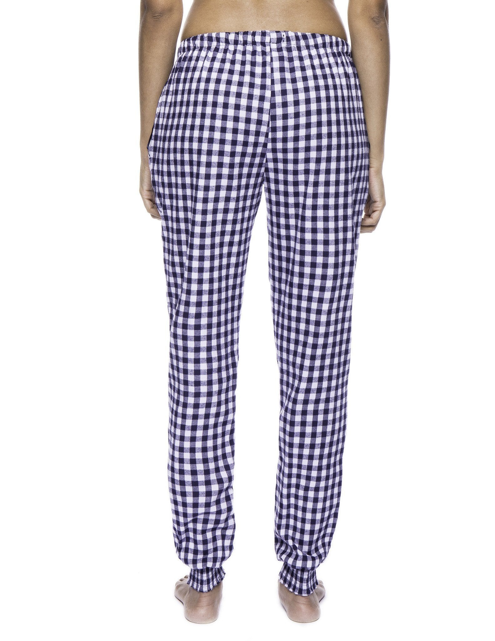 Gingham Blue/Heather