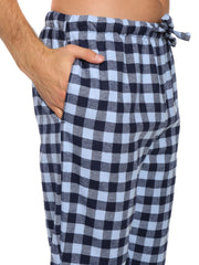 Gingham Checks - Navy Blue