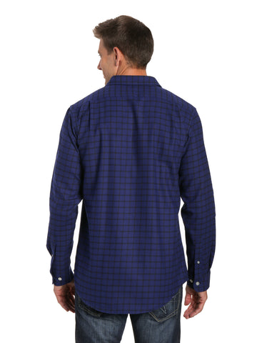 Checks - Blue-Black