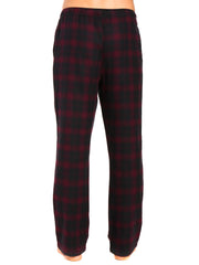 Plaid Fig-Black