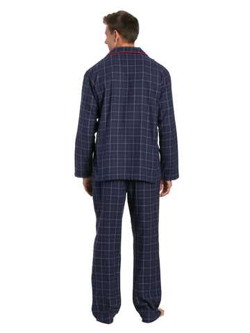 Plaid Navy-Multi