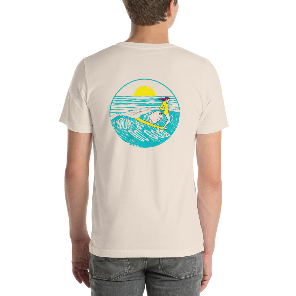Surf & Do Good Unisex Tee