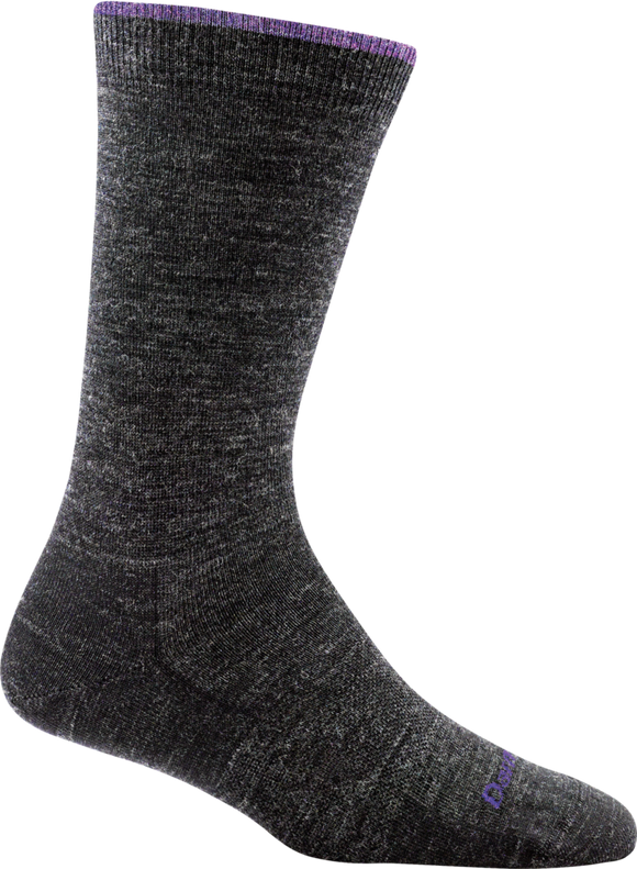 Darn Tough Solid Basic Crew Light Sock