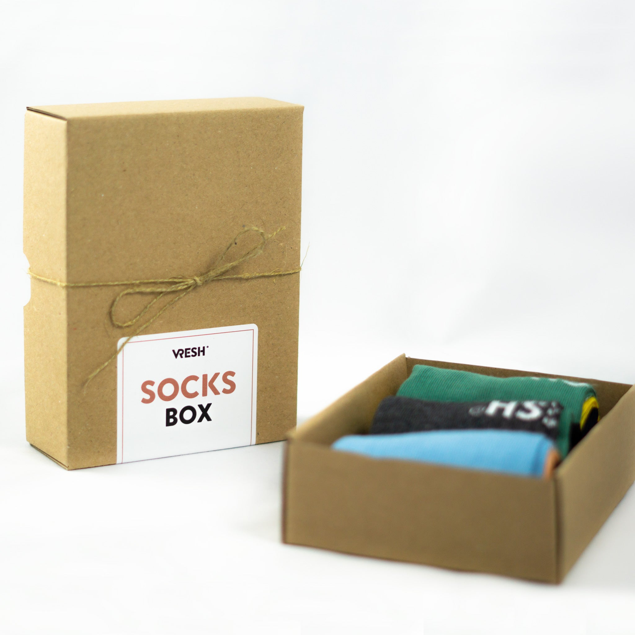 Socks Box CANDY (37-40)
