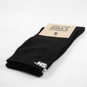 Socks Bamboo black