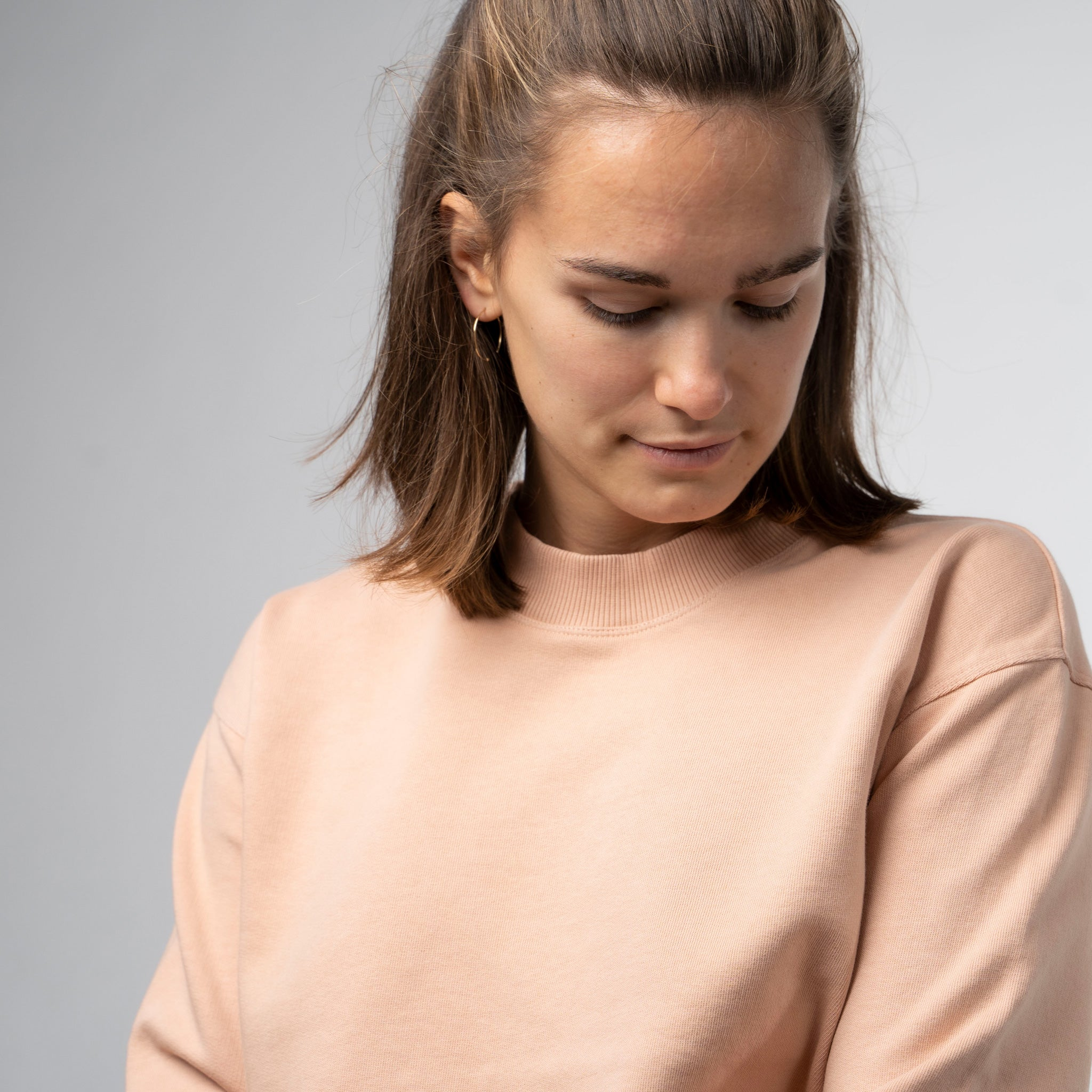 Women's Sweater - Sueter rose
