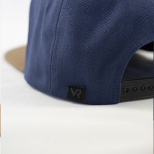 SB Cap 6P - Blue Patch