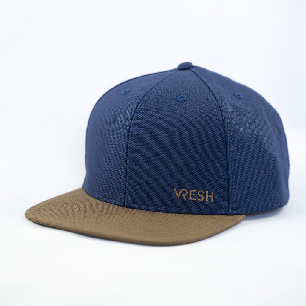 SB Cap 6P - Blue Stitch