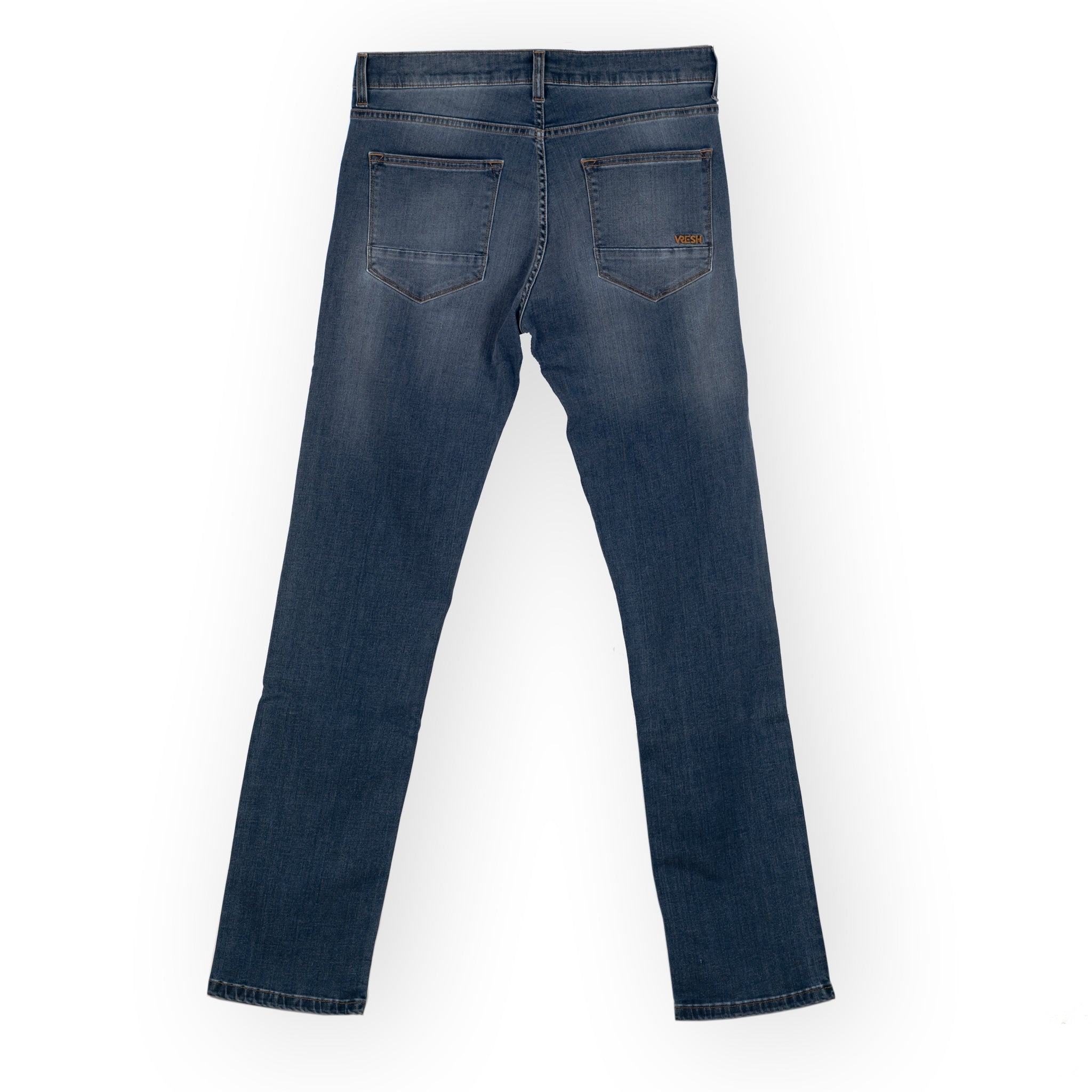 Vresh Jeans 2.0, Mid-washed, REGULAR FIT