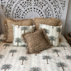 Seagrass Cushions