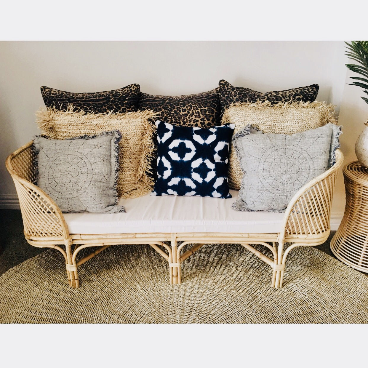 Picture of: Avoca Rattan Daybed Katamama