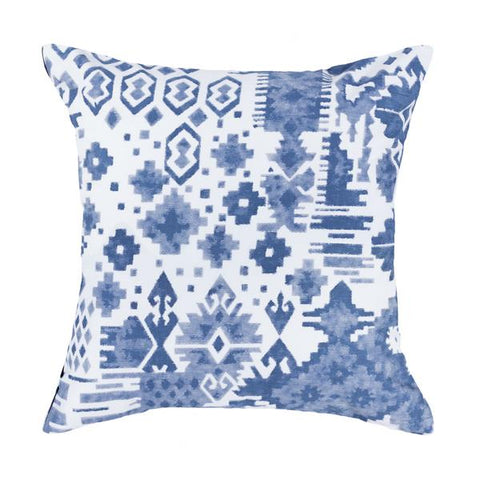 Blue Navy Maya Cushion 55 x 55