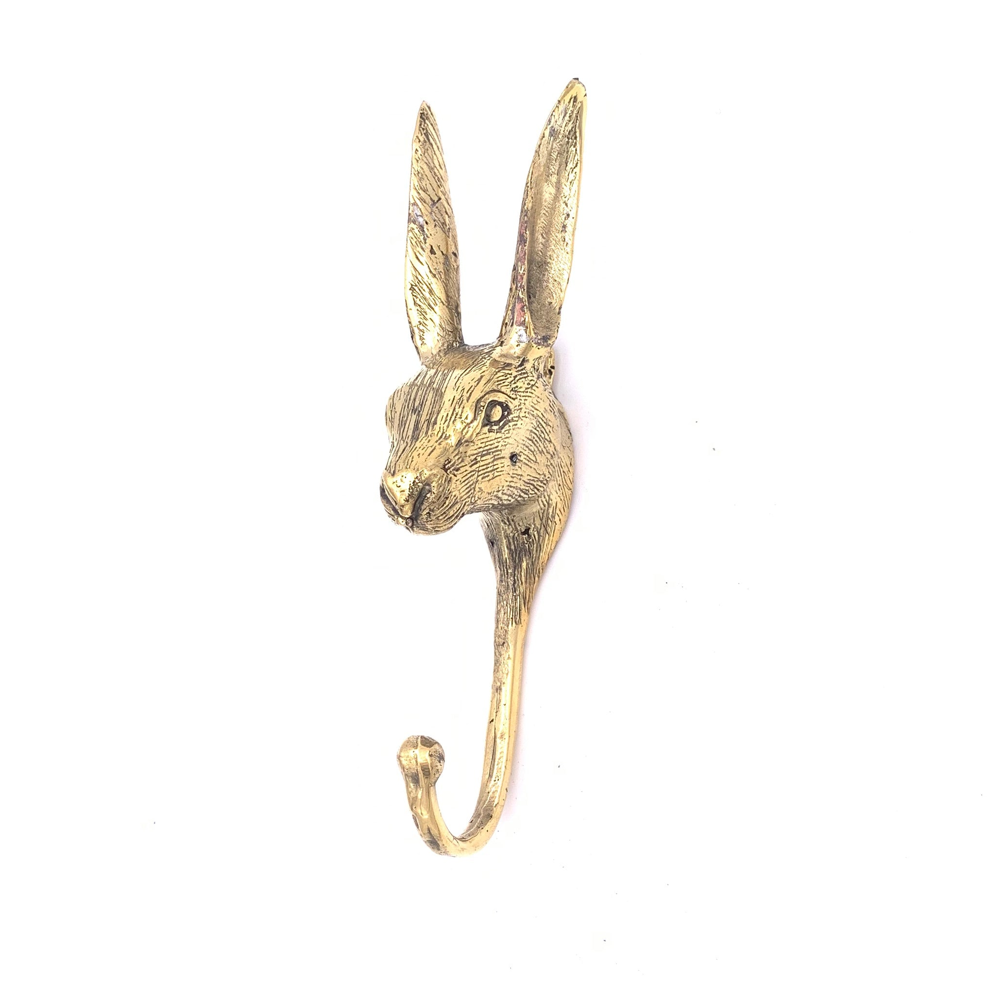 brass rabbit hook