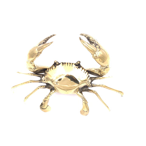 Harry the Brass Crab (Large)