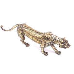 Brass Leopard (medium)
