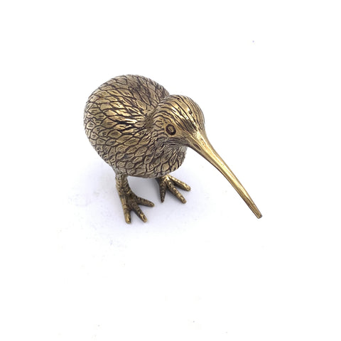 Brass Kiwi (medium)