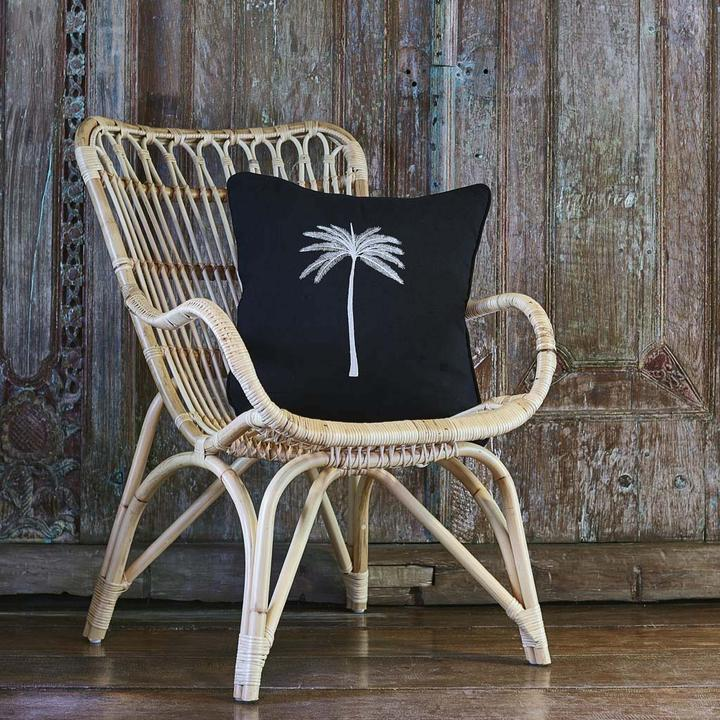 Oasis Cushion - Black