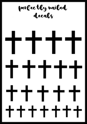 Metallic - Cross