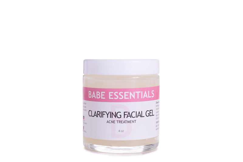 Babe Essentials - Clarifying Facial Gel | Acne Remedy