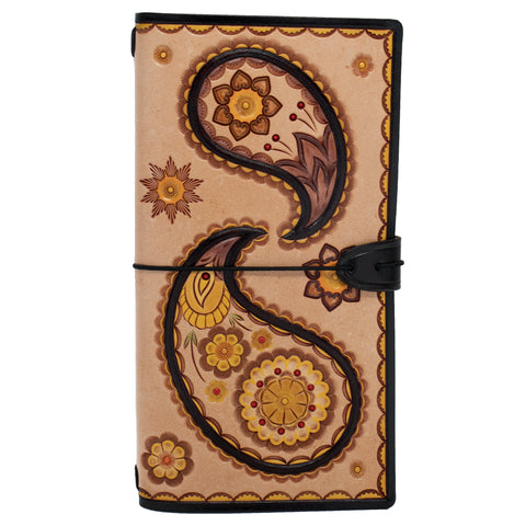 Leather Wallet or Journal