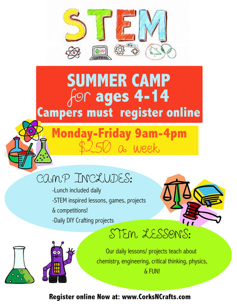 SUMMER CAMP * STEM Week*