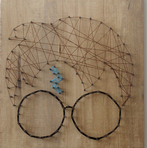 Harry Potter String Art (ages 8-13)