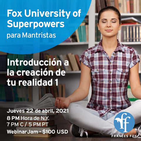 Fox University of Superpowers 1 (8:00 PM, 22 ABR, 2021)
