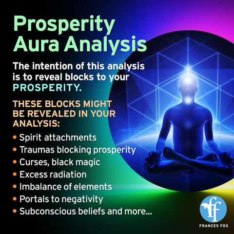 Prosperity Aura Analysis