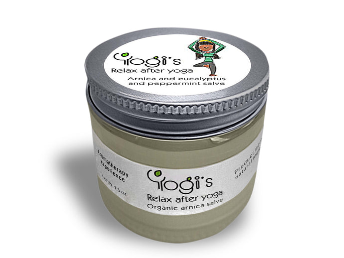 Arnica Eucalyptus and Peppermint salve