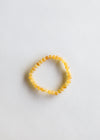 Raw Honey Amber || Adult Bracelet