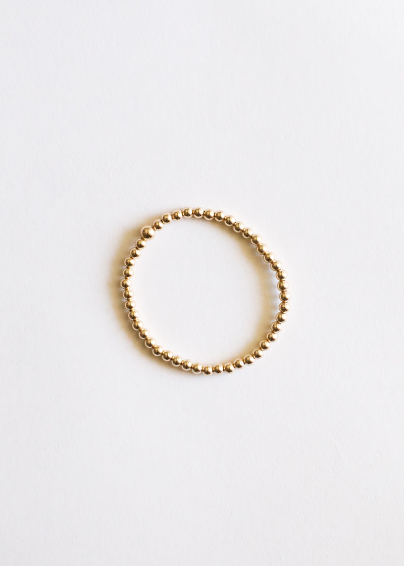 14k Gold || Adult Bracelet || Stack