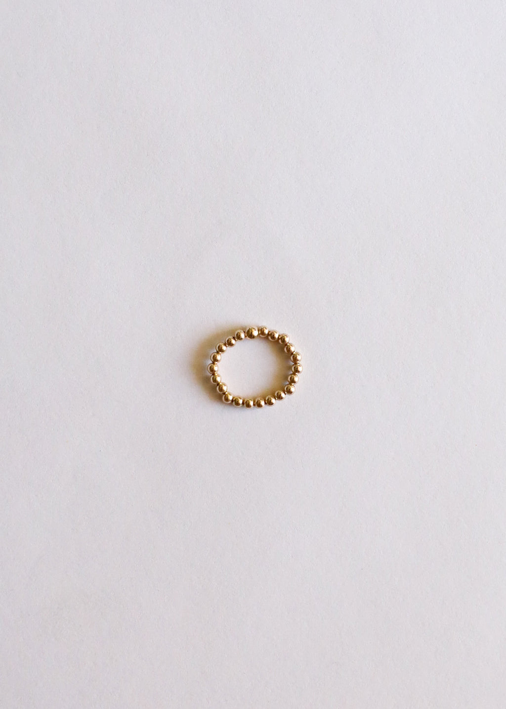 14k Gold || Adult Ring