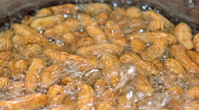 Ragin' Cajun Boiled Peanuts