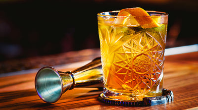 Spirits & Spice Bourbon Old Fashioned