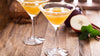 Candy Apple Shrub Martini