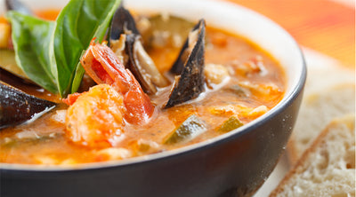 Spirits & Spice Cioppino