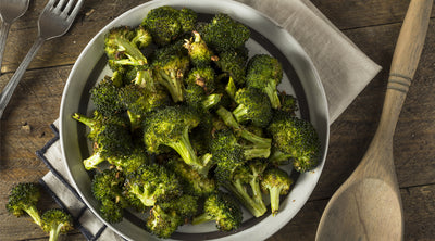 Easy Asian Broccoli