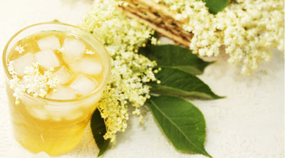 Elderflower Old Fashioned