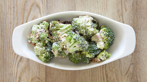 Everyone's Favorite Broccoli Salad