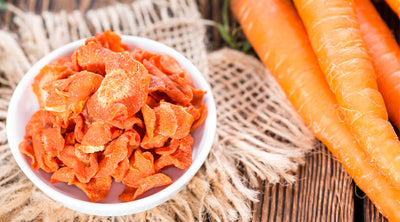 Garam Masala Carrot Chips