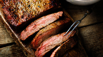 Grilled Gaucho Flank Steak